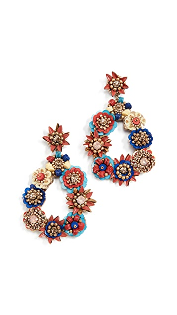 Deepa Gurnani Deepa by Deepa Gurnani Cherise Earrings