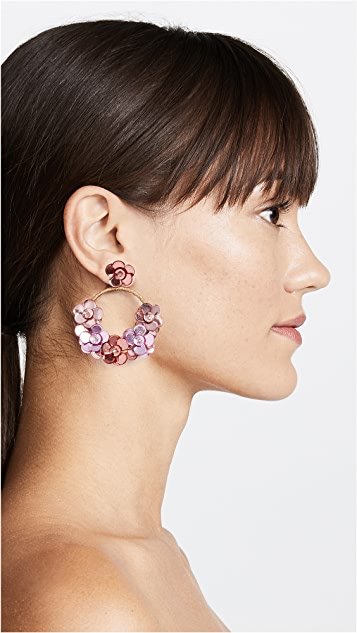 Deepa Gurnani Deepa by Deepa Gurnani Roe Earrings