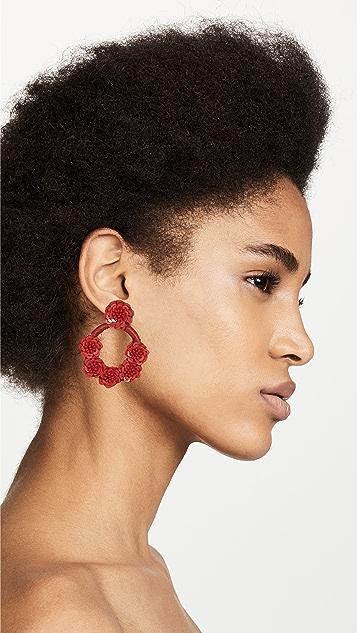 Deepa Gurnani Deepa by Deepa Gurnani Trishi Earrings