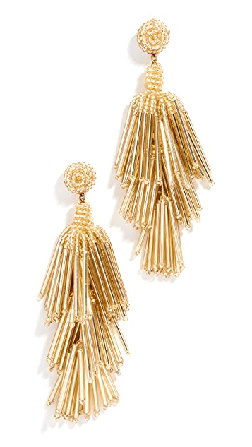 Deepa Gurnani Deepa by Deepa Gurnani Rain Earrings