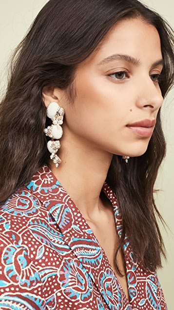 Deepa Gurnani Deepa by Deepa Gurnani Aliyah Earrings
