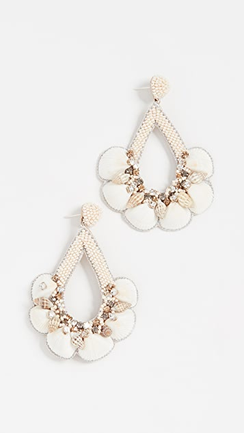 Deepa Gurnani Deepa by Deepa Gurnani Meena Earrings