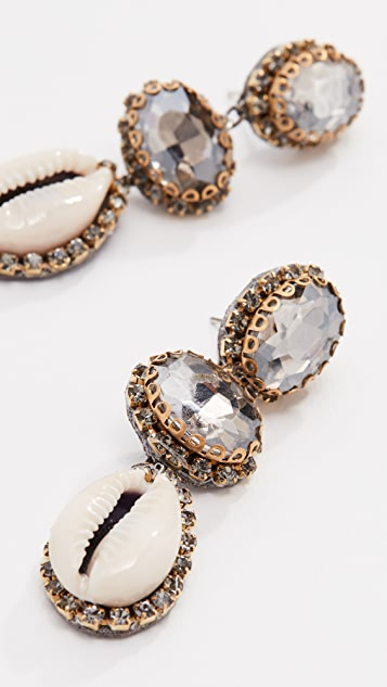 Deepa Gurnani Deepa by Deepa Gurnani Kaiax Earrings