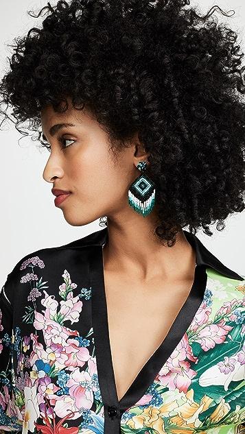 Deepa Gurnani Deepa by Deepa Gurnani Francia Earrings