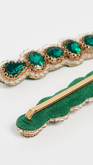 Deepa Gurnani Deepa By Deepa Gurnani Lavena Hair Pins