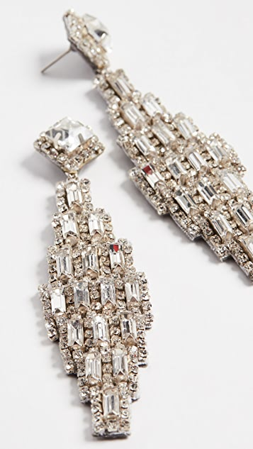 Deepa Gurnani Deepa By Deepa Gurnani Milana Earrings