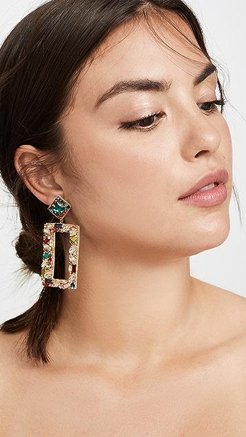 Deepa Gurnani Deepa By Deepa Gurnani Avalon Earrings