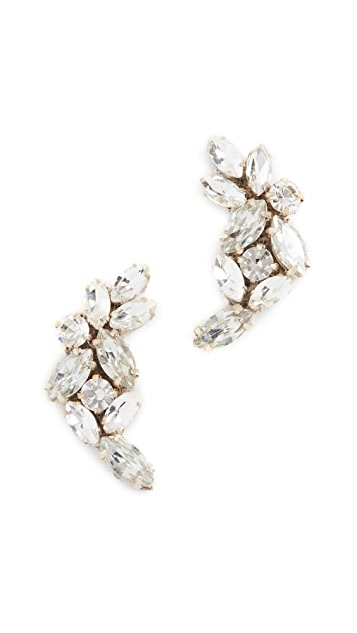 Deepa Gurnani Deepa By Deepa Gurnani Alessa Earrings