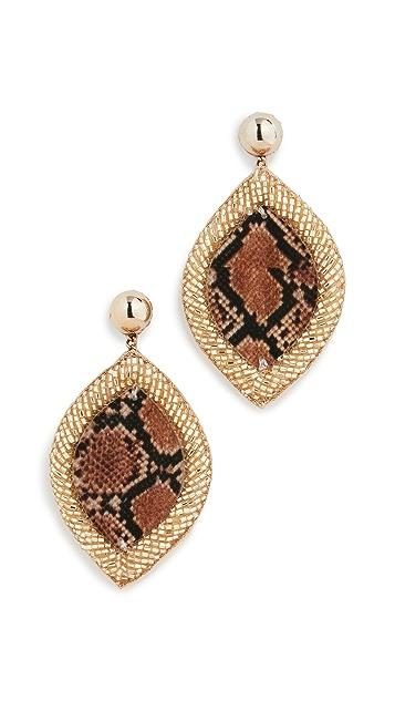 Deepa Gurnani Deepa By Deepa Gurnani Roxie Earrings