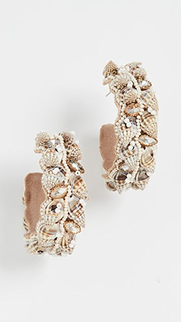 Deepa Gurnani Deepa By Deepa Gurnani Kallie Earrings