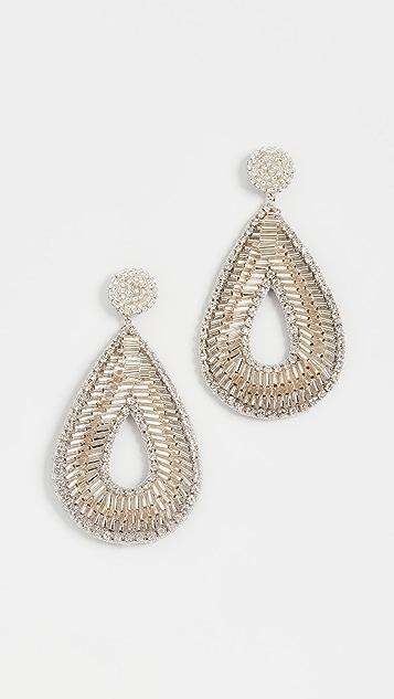 Deepa Gurnani Deepa by Deepa Gurnani Abia Earrings