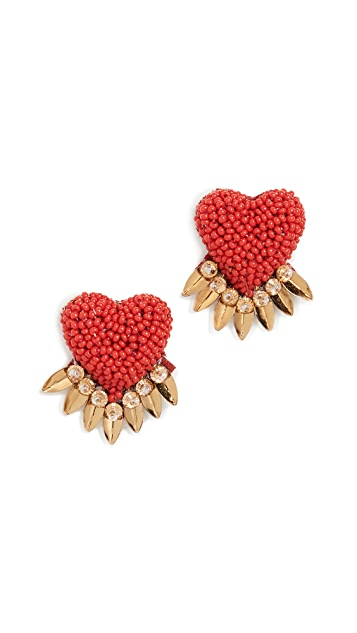 Deepa Gurnani Deepa by Deepa Gurnani Danika Earrings