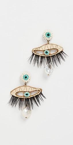 Deepa Gurnani - Deepa by Deepa Gurnani Brooklyn Earrings