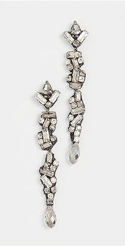 Deepa Gurnani - Deepa by Deepa Gurnani Kavya Earrings