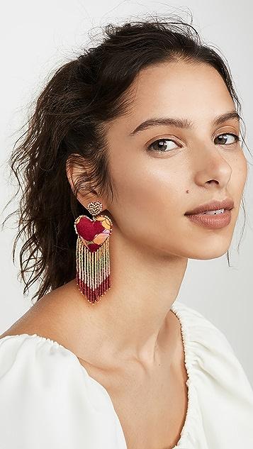 Deepa Gurnani Deepa by Deepa Passion Earrings