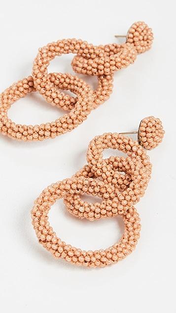 Deepa Gurnani Deepa by Deepa Gurnani Ember Earrings