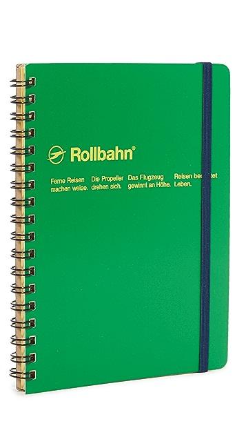 Delfonics Блокнот на спирали Rollbahn