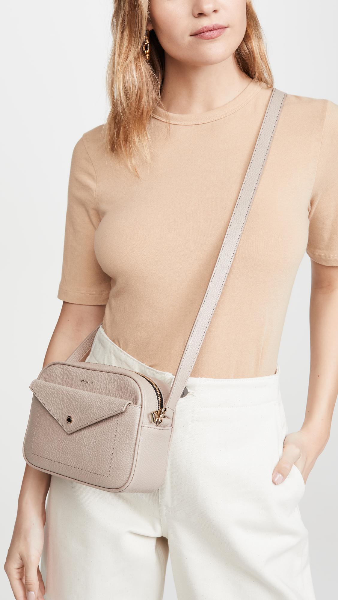 DeMellier Oxford Crossbody Bag