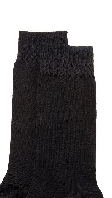 Democratique Socks Originals Solid Socks