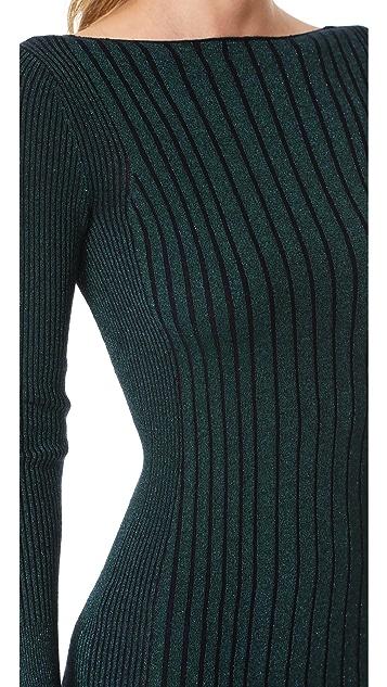 DEMYLEE Wyatt Sweater Dress