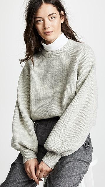 Sabrinna Wool Sweater by Demylee