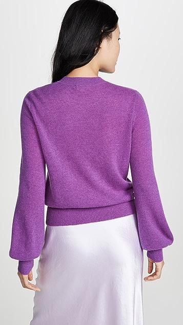 DEMYLEE Carmen Cashmere Sweater