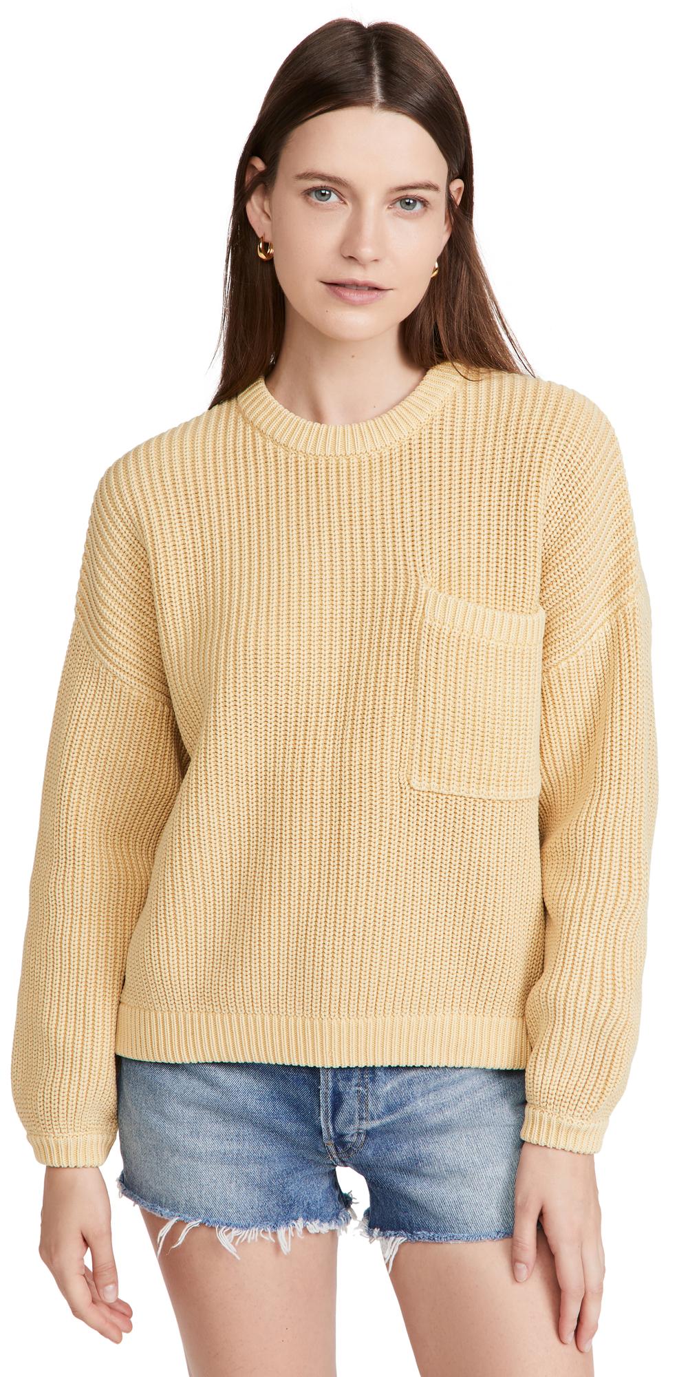 Grant Cotton Sweater