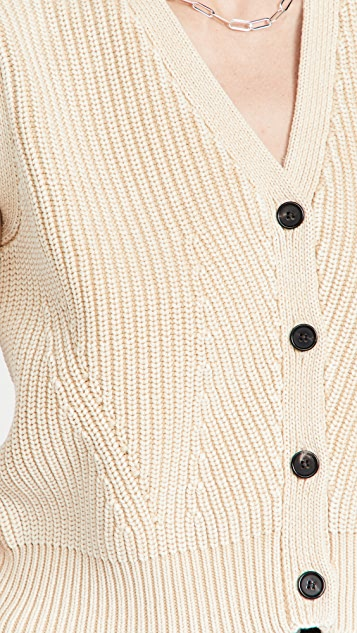 DEMYLEE Dorothee Cotton Sweater Vest