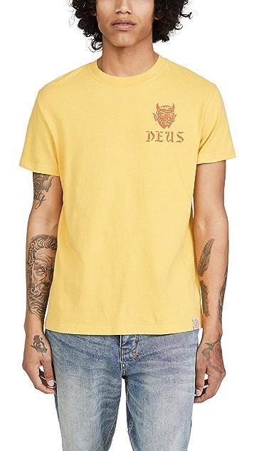 Deus Ex Machina Dancing Devil Tee