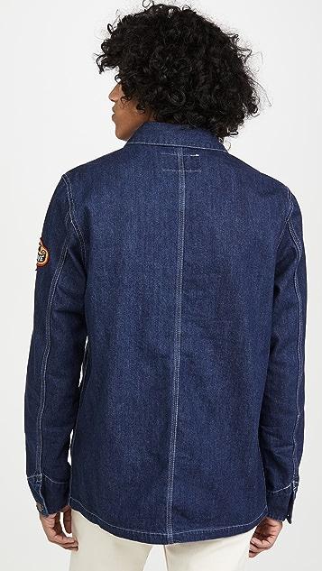 Deus Ex Machina Souvenir Chore Jacket