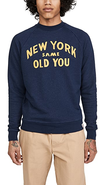 Deus Ex Machina New You Crew Neck Sweatshirt
