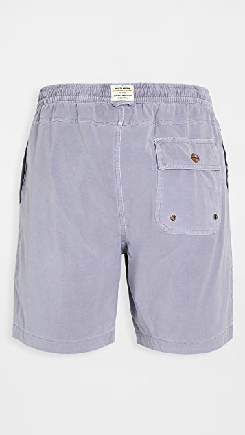 Deus Ex Machina Sandbar Garment Dyed Shorts