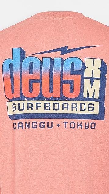 Deus Ex Machina Mondaze T-Shirt