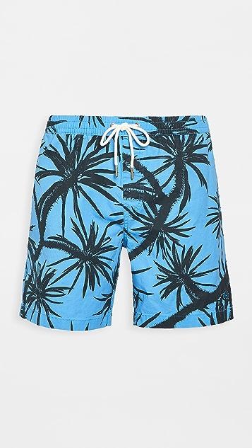 Deus Ex Machina Sandbar Centennial Swim Shorts