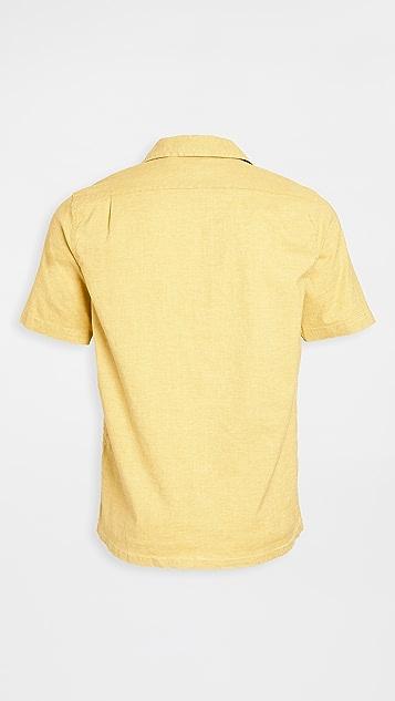Deus Ex Machina Manila Short Sleeve Shirt