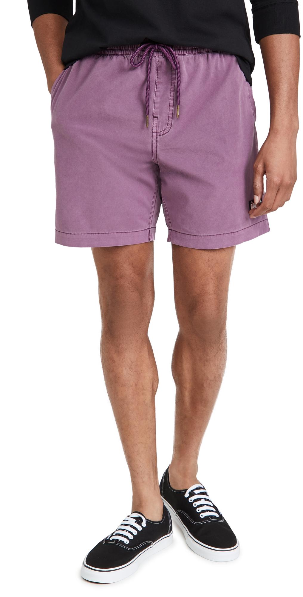 Sandbar Solid Dye Shorts