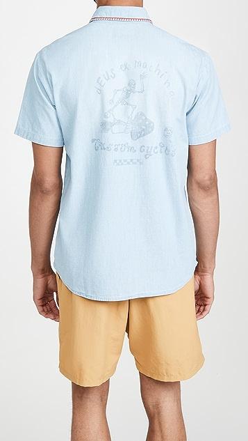 Deus Ex Machina Buddy Utility Shirt