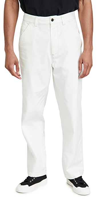 Deus Ex Machina Saxon Work Pants