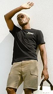 Deus Ex Machina Ibiza Address Pocket T-Shirt