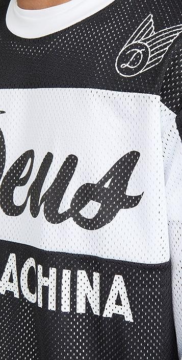 Deus Ex Machina Saber Moto Jersey