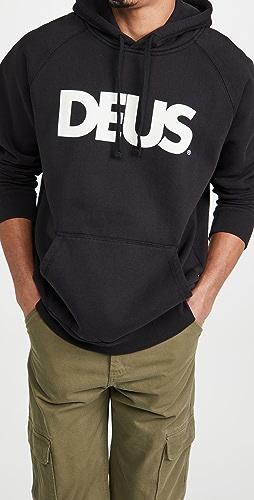 Deus Ex Machina - All Caps Hoodie