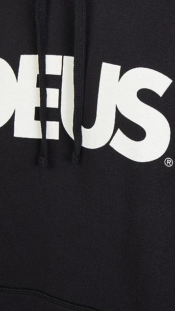 Deus Ex Machina All Caps Hoodie