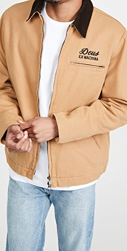Deus Ex Machina - Address Workwear Jacket