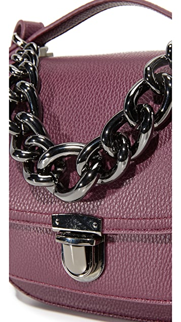 Deux Lux Roma Chain Cross Body Bag