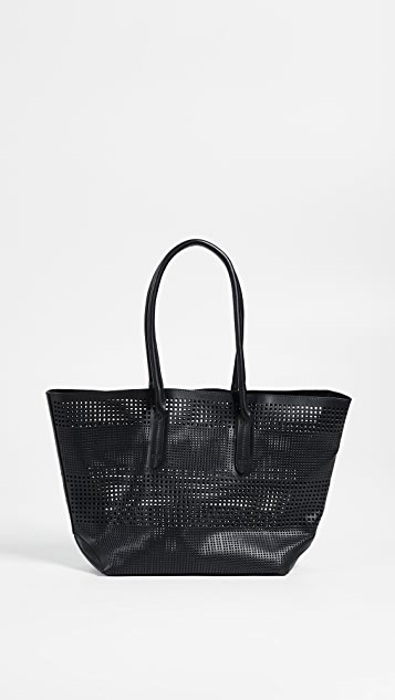 Deux Lux Perforated Tote