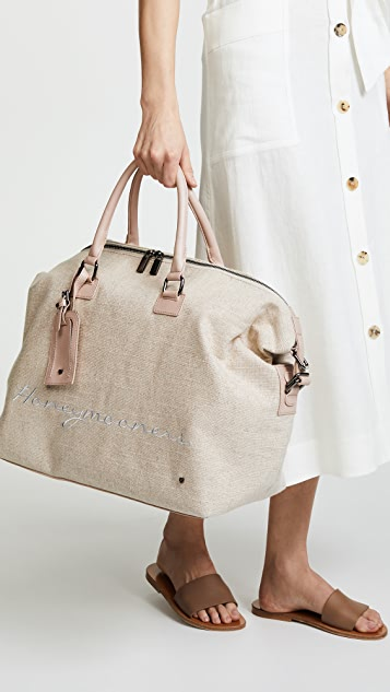 Deux Lux Honeymooner Weekender Bag