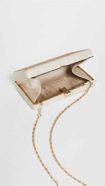 Deux Lux Box Clutch