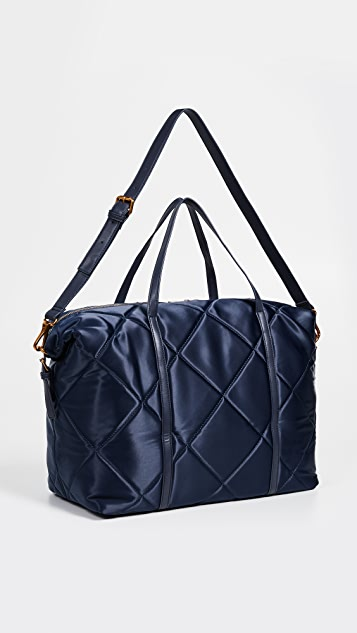 Deux Lux Fiona Quilted Weekender