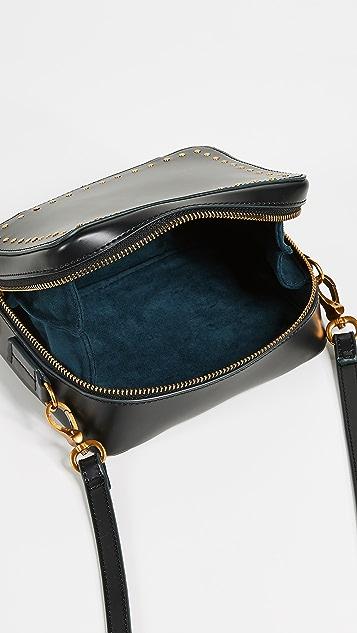 Deux Lux James Studded Camera Bag