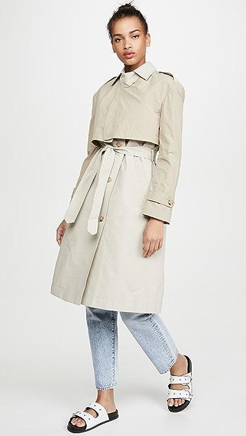 Deveaux Пальто Ramya